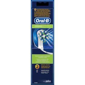 Náhradná kefka Oral-B EB 50-2 Cross Action biele