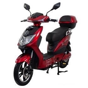 Elektrická motorka RACCEWAY RACCEWAY E-FICHTL červená farba