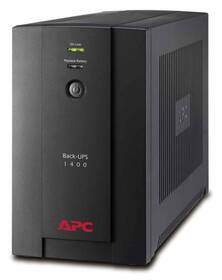 Záložný zdroj APC Back-UPS 1400VA (BX1400UI)