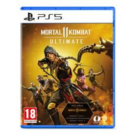 Hra Ostatní PlayStation 5 Mortal Kombat XI Ultimate (5051890324955)