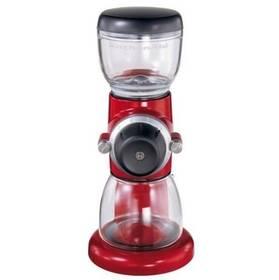Mlynček na kávu KitchenAid Artisan 5KCG0702EER červený