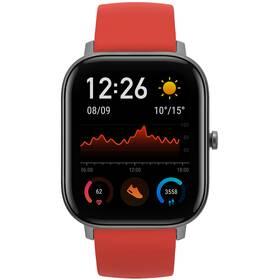 Inteligentné hodinky Amazfit GTS (A1914-VO) červené
