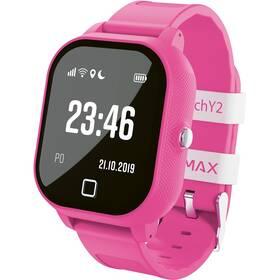 Inteligentné hodinky LAMAX WatchY2 (LMXWY2P) ružový