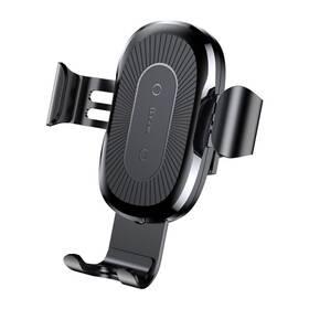 Držiak na mobil Baseus Wireless Charger Gravity Phone holder (WXYL-01) čierny