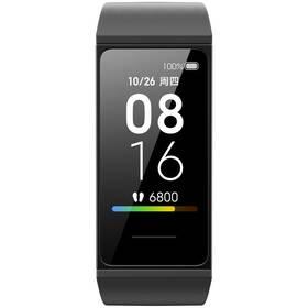 Fitness náramok Xiaomi Mi Smart Band 4C (26355) čierny