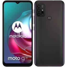 Mobilný telefón Motorola Moto G30 4/128 GB - Dark Pearl (PAML0012PL)
