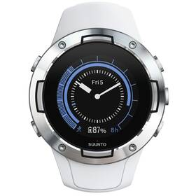 GPS hodinky Suunto 5 - White (SS050300000)