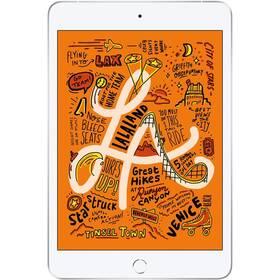 Tablet Apple iPad mini (2019) Wi-Fi + Cellular 256 GB - Silver (MUXD2FD/A)