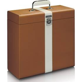 Kufrík Lenco TTA-301 na gramofonové desky (ltta301) hnedý