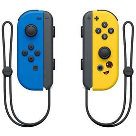 Gamepad Nintendo SWITCH Joy-Con Pair Fortnite Edition (NSP068) modrý/žltý