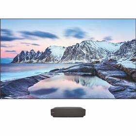 Laser TV Hisense 100L5F-B12 SMART s optickým panelom čierna/sivá