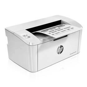 Tlačiareň laserová HP LaserJet Pro M15a (W2G50A#B19) biely