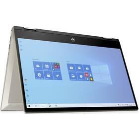 Notebook HP Pavilion x360 14-dw0601nc (13G85EA#BCM) zlatý