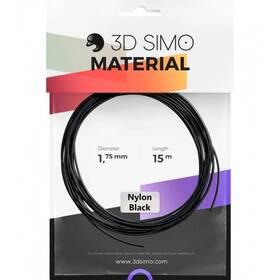 Náplň 3D SIMO NYLON - černá 15m (G3D3012)