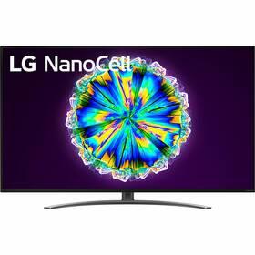 Televízor LG 65NANO86 čierna