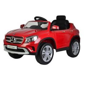 Elektrické autíčko Buddy Toys BEC 8111 El. auto Mercedes GLA červené