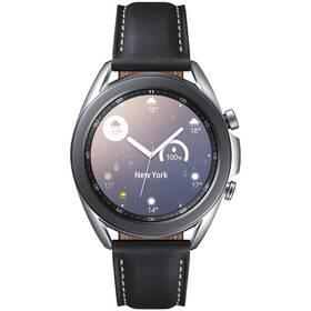 Inteligentné hodinky Samsung Galaxy Watch3 41mm (SM-R850NZSAEUE) strieborné