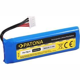 Batéria PATONA pre reproduktor JBL Flip 4 3000mAh 3,7V Li-Pol GSP872693 01 (PT6711) modrá