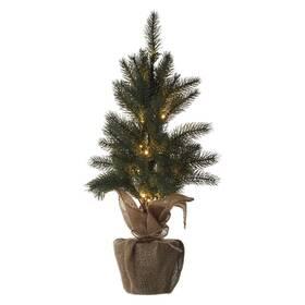 LED dekorace EMOS vánoční stromek, 52cm, 3x AA, vnitřní, teplá bílá (1534224500)