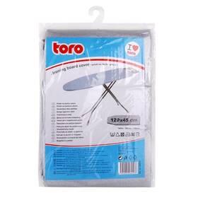 Poťah na žehliacu dosku TORO 120x45 cm