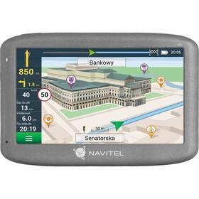 Navigačný systém GPS Navitel E505 Magnetic čierna