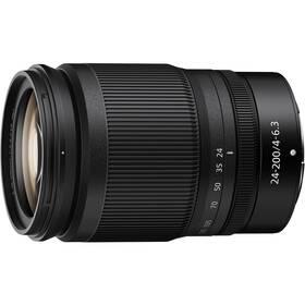 Objektív Nikon NIKKOR Z 24-200 mm f/4.0-6.3 VR (JMA710DA) čierny