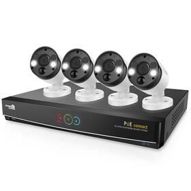 Kamerový systém iGET HOMEGUARD HGNVK84904 (HGNVK84904) biela