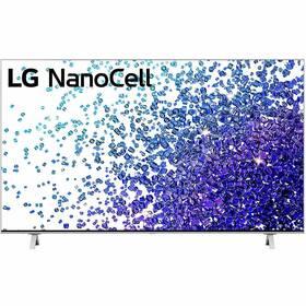 Televízor LG 55NANO77P sivá