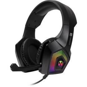 Headset Connect IT BATTLE RGB Ed. 3 (CHP-5600-BK) čierny