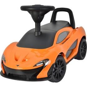 Odrážadlo plastové Buddy Toys BPC 5144 oranžové