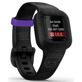 Fitness náramok Garmin vívofit junior3 - Black Panther (010-02441-10)