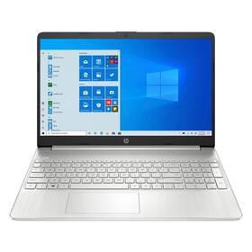 Notebook HP 15s-fq3611nc (4R5M4EA#BCM) strieborný