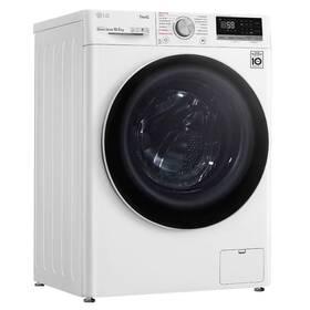 Práčka LG F4WV710P0E biela