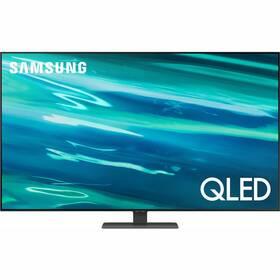 Televízor Samsung QE65Q80AA strieborná