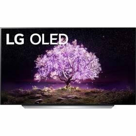 Televízor LG OLED65C12 strieborná/biela
