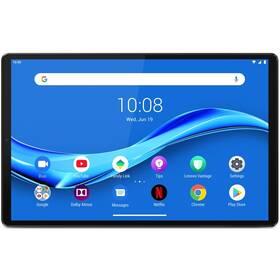 Tablet Lenovo Tab M10 Plus LTE 64 GB, GPS (ZA5V0005CZ) strieborný