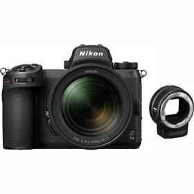 Digitálny fotoaparát Nikon Z 6II + 24-70 + FTZ ADAPTER KIT čierny