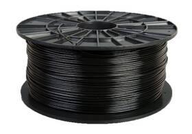 Tlačová struna (filament) Filament PM 1,75 PETG, 1 kg (F175PETG_BK) čierna