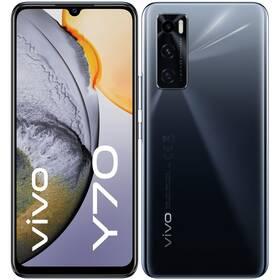 Mobilný telefón vivo Y70 - Gravity Black (5656952)