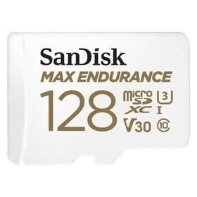 Pamäťová karta SanDisk MAX ENDURANCE microSDHC 128 GB + adaptér (SDSQQVR-128G-GN6IA)