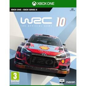 Hra Nacon Xbox One - WRC 10 (3665962009767)