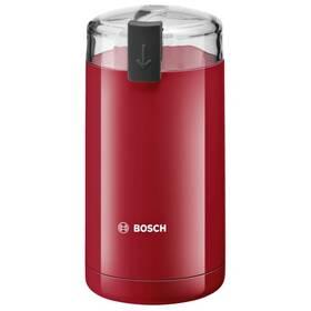 Mlynček na kávu Bosch TSM6A014R červený