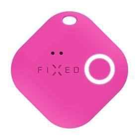 Kľúčenka FIXED Smile s motion senzorem (FIXSM-SMM-PN) ružová
