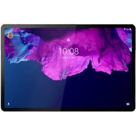 Tablet Lenovo Tab P11 Pro LTE + klávesnice, obal a dotykové pero (ZA7D0080CZ) sivý