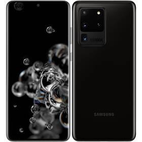Mobilný telefón Samsung Galaxy S20 Ultra 5G (SM-G988BZKDEUE) čierny