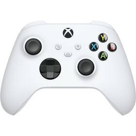 Gamepad Microsoft Xbox Series Wireless (QAS-00002) biely