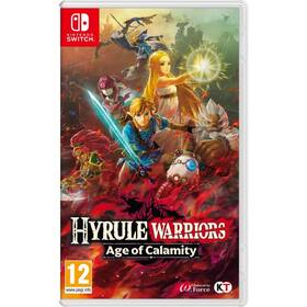 Hra Nintendo SWITCH Hyrule Warriors: Age of Calamity (NSS302)