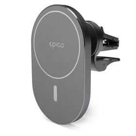 Držiak na mobil Epico Elipse s Magsafe 15W (9915111300035) sivý