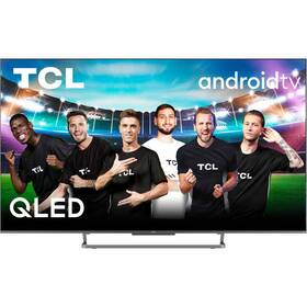 Televízor TCL 55C728 strieborná