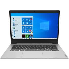 Notebook Lenovo IdeaPad Slim 1-14ADA05 šedý + MS Office 365 pro jednotlivce (82GW002JCK) sivý